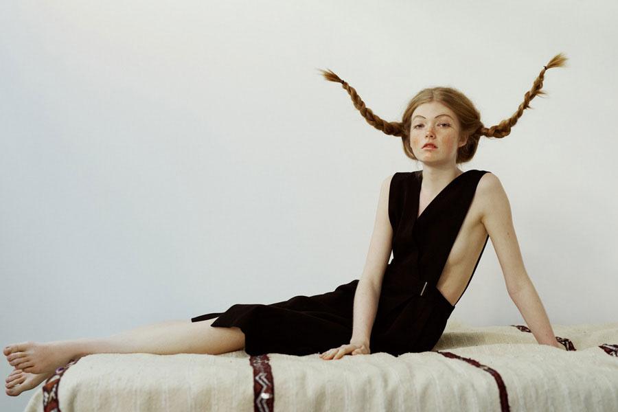 摄影师Marta Bevacqua 人像摄影作品 Emma 时尚图库 第15张
