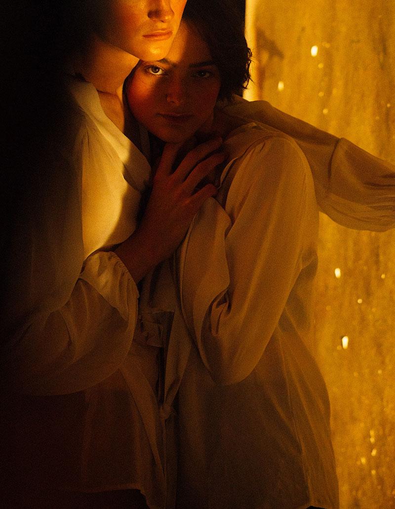 乌克兰美女摄影师 Marta Syrko 人像作品【Valentine project for magazine】 时尚图库 第22张