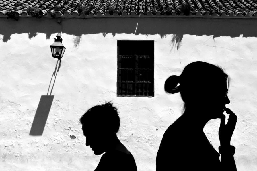 【街头】精彩的镜头瞬间定格照 街头摄影师Antonio E. Ojeda作品 审美灵感 第3张