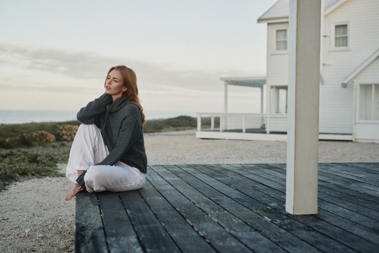德国摄影师Maximilian Motel 海景房屋人像作品 时尚图库 第5张