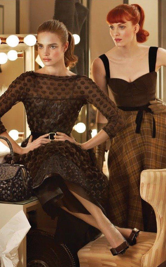 Louis Vuitton 的广告摄影 时尚图库 第2张