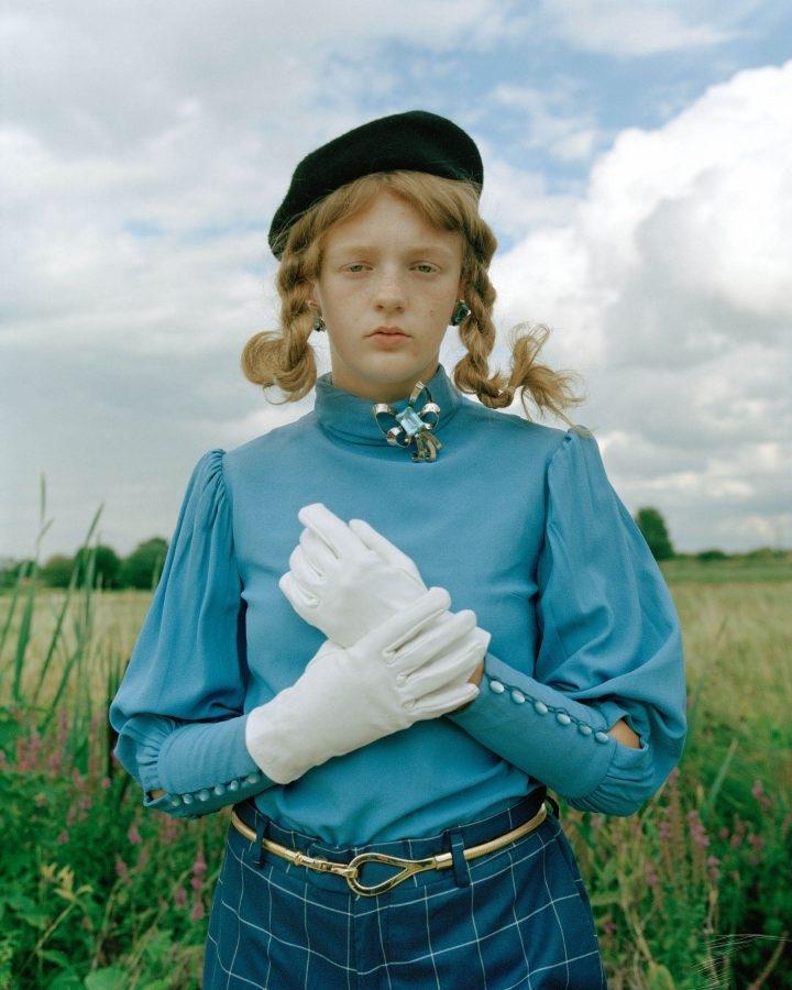 摄影师James Perolls的胶片质地人像色彩练习场 时尚图库 第16张