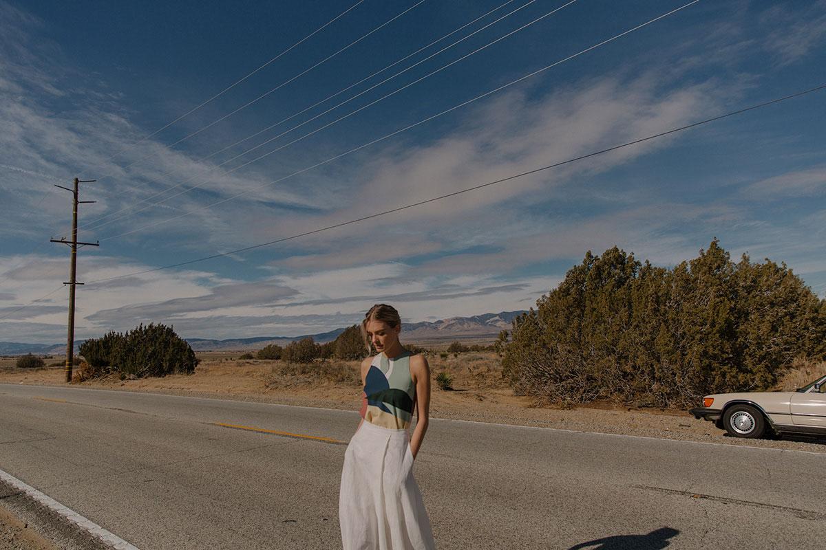 摄影师Monika Ottehenning 外景人像作品【Road】 收集整理 第3张