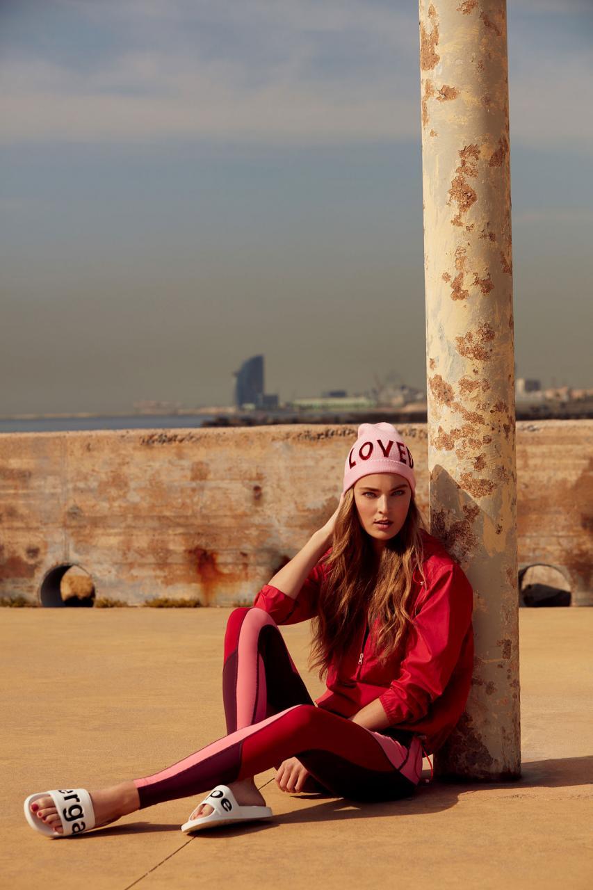 德国版《myself》8月刊时尚大片,超模Ymre Stiekema出镜 审美灵感 第1张