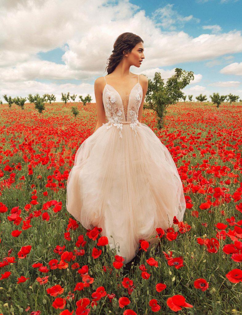 色彩非常强烈的一组外景人像 La Mancha 时尚图库 第10张