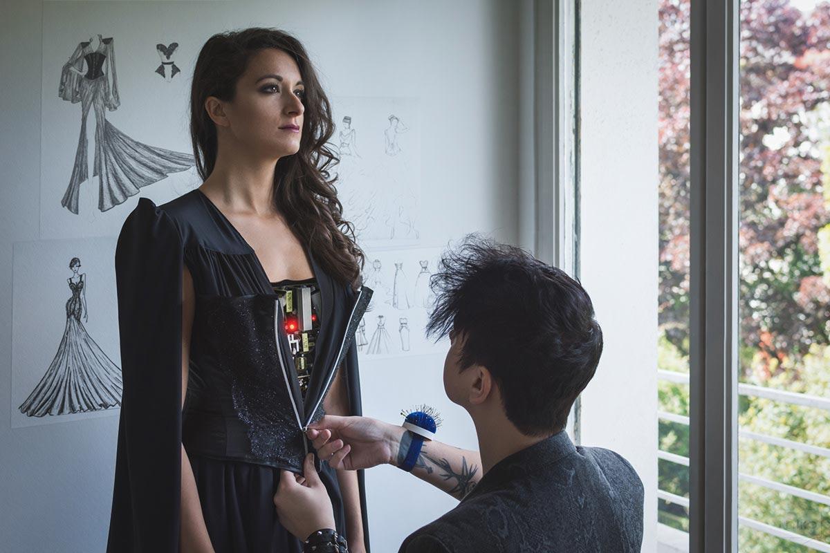 人像创意摄影 人工智能机器人 时尚图库 第7张