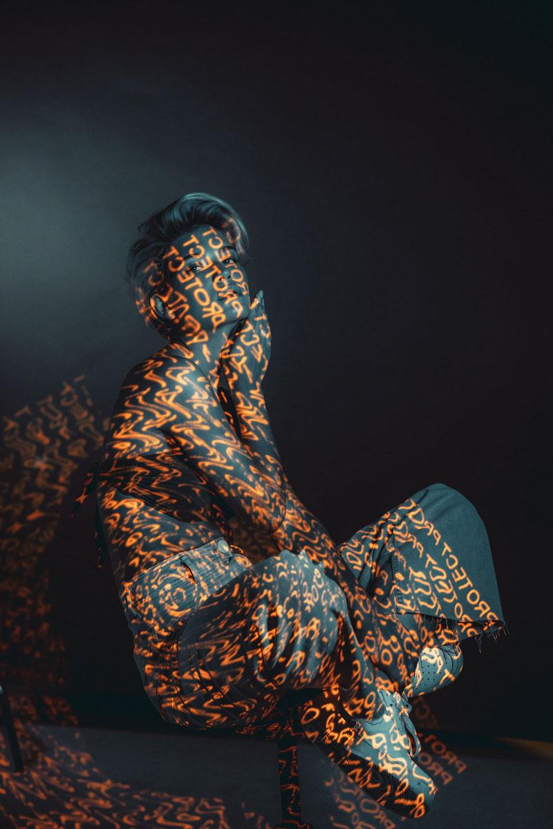 酷炫的创意人像摄影 ATZEN Skin Care // 19TONES 时尚图库 第4张