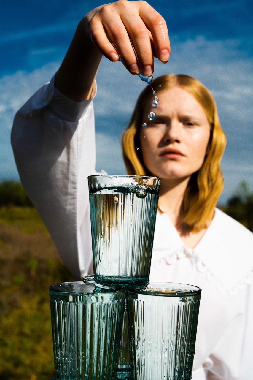 德国摄影师Elizaveta Porodina 外景色彩人像摄影作品分享 时尚图库 第2张