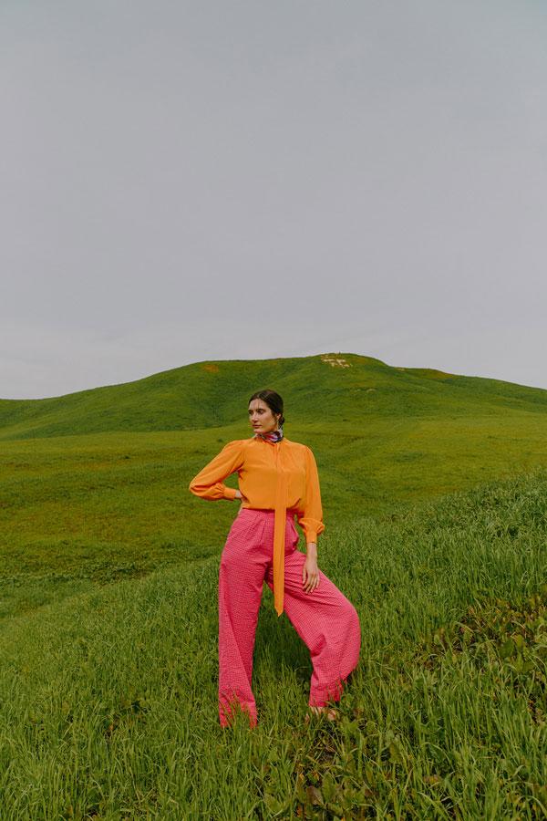 摄影师Monika Ottehenning 镜头下的色彩搭配 时尚图库 第19张