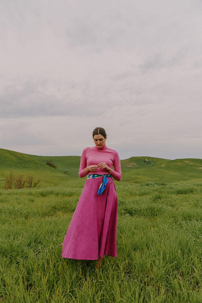 摄影师Monika Ottehenning 镜头下的色彩搭配 时尚图库 第2张