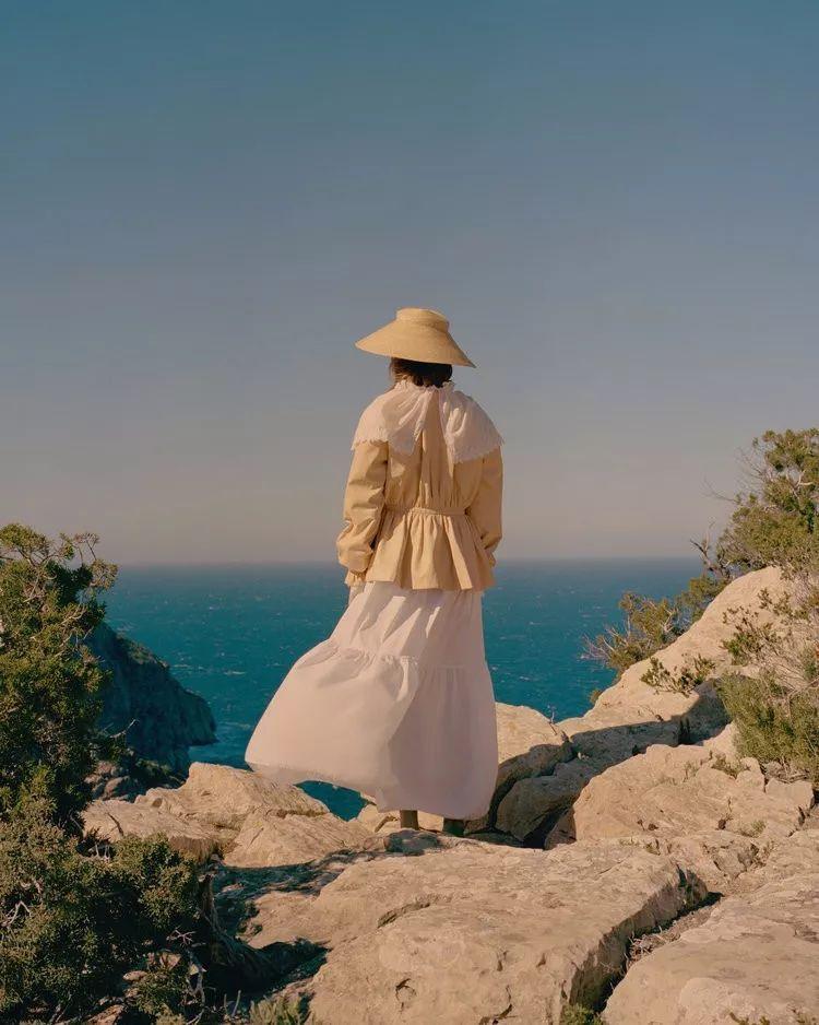 摄影师James Perolls的胶片质地人像色彩练习场 时尚图库 第17张