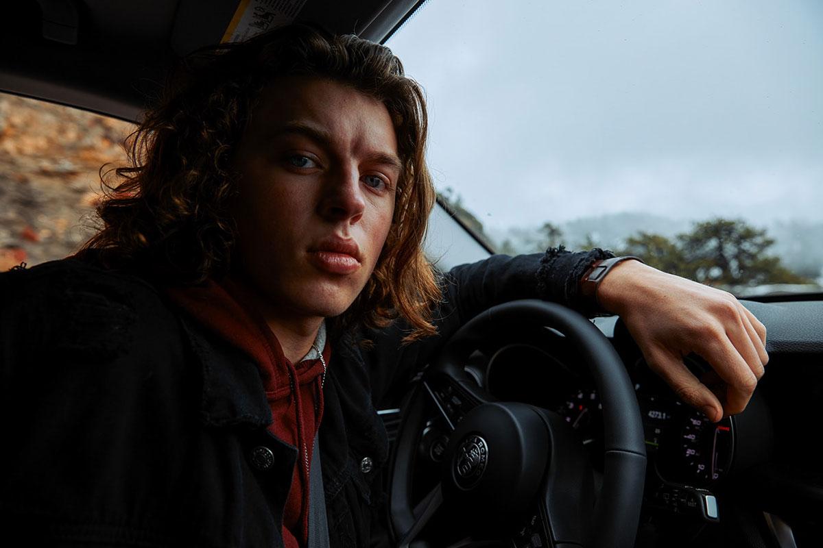 摄影师Dave Hill摄影作品Alfa Romeo Stelvio 审美灵感 第3张