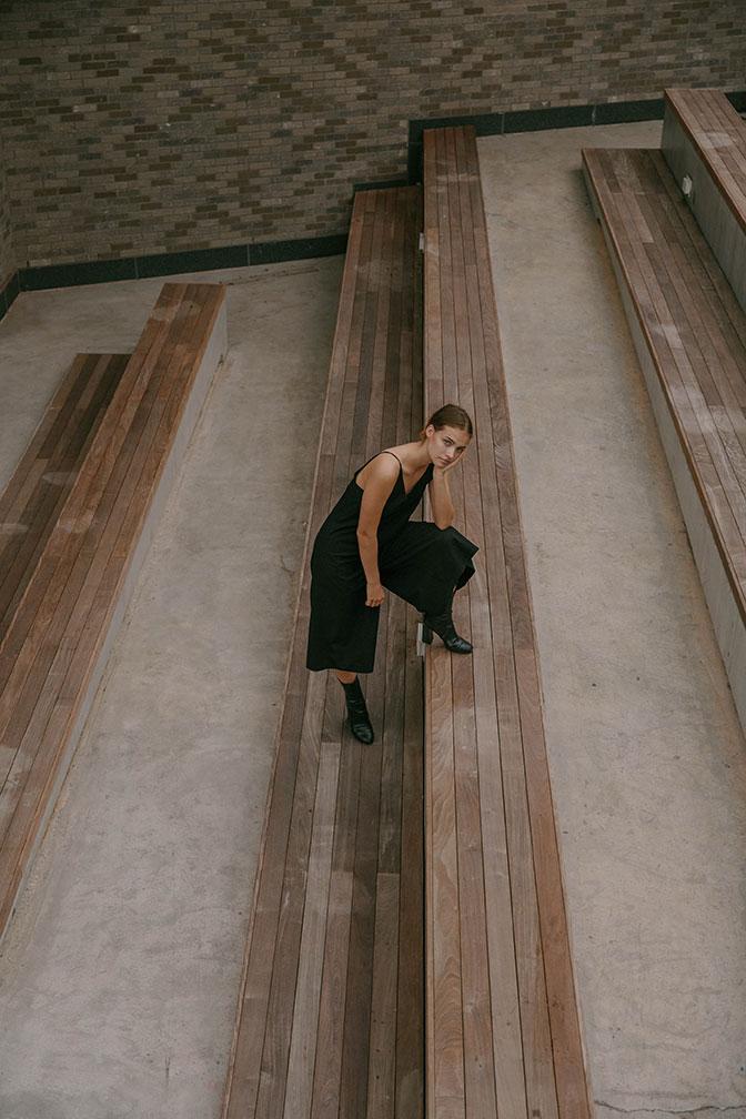 摄影师 Monika Ottehenning 人像作品 【Tess】 时尚图库 第6张