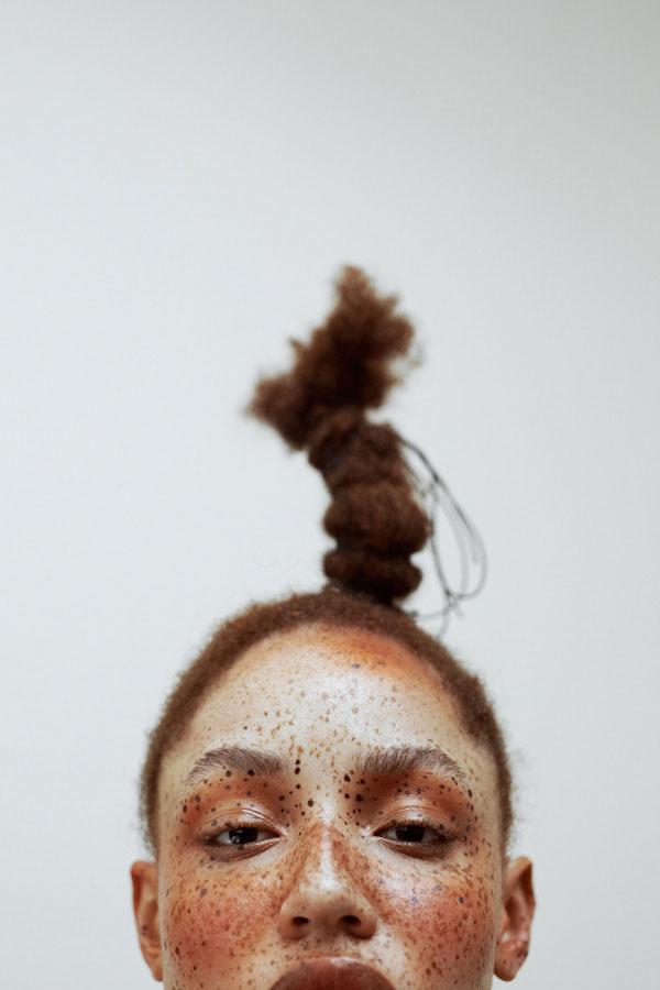 摄影师Marta Bevacqua 人像摄影作品【Ludivine】 审美灵感 第5张