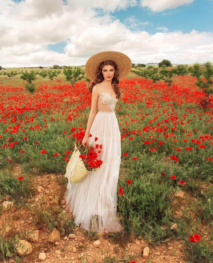 色彩非常强烈的一组外景人像 La Mancha 时尚图库 第14张
