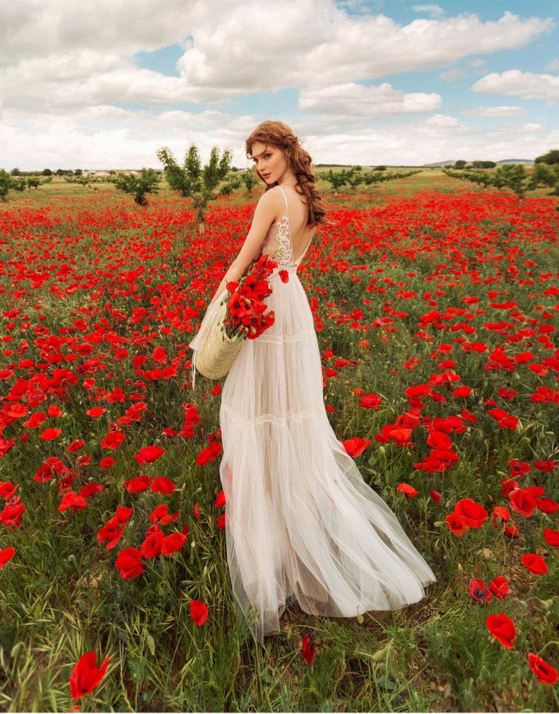 色彩非常强烈的一组外景人像 La Mancha 时尚图库 第15张
