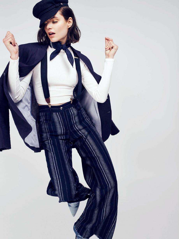 《FAULT》杂志时尚大片 Benjo Arwas掌镜 时尚图库 第5张
