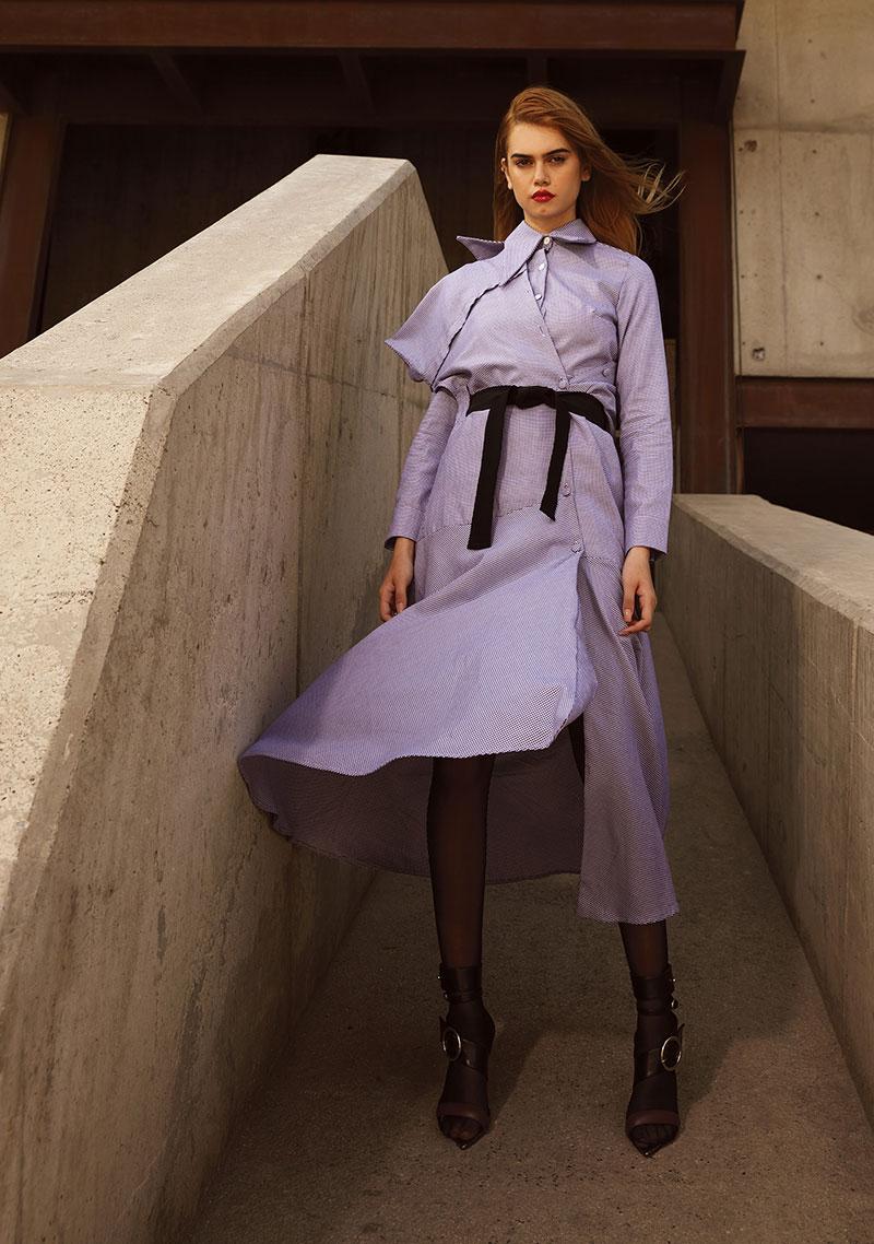 奢侈品旅行杂志摄影作品 外景时尚人像 时尚图库 第13张