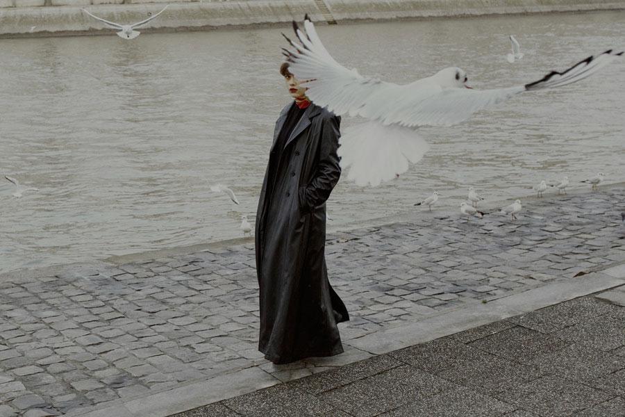 摄影师Marta Bevacqua人像作品【January】 审美灵感 第9张