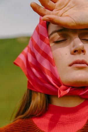 摄影师Monika Ottehenning 镜头下的色彩搭配 时尚图库 第16张