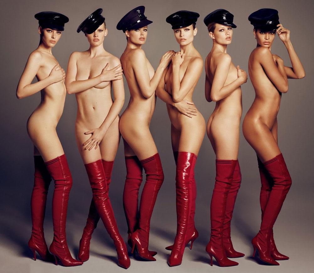 时尚摄影师组合Luigi & Iango的Vogue杂志作品 审美灵感 第1张