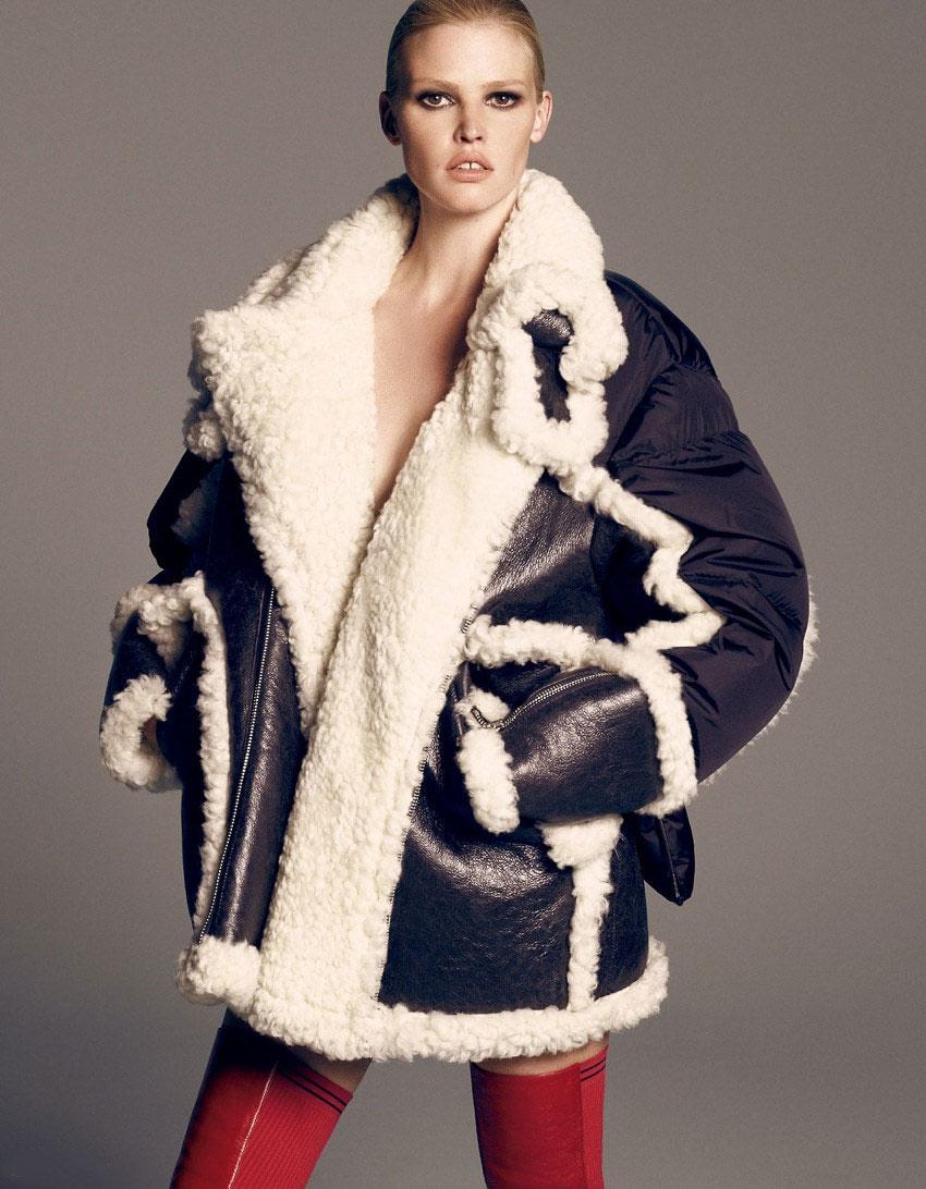 时尚摄影师组合Luigi & Iango的Vogue杂志作品 审美灵感 第11张