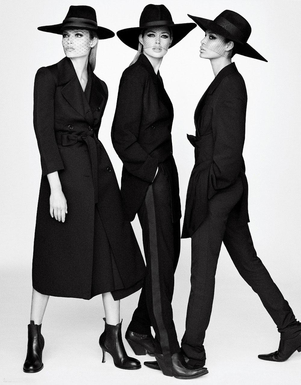时尚摄影师组合Luigi & Iango的Vogue杂志作品 审美灵感 第5张