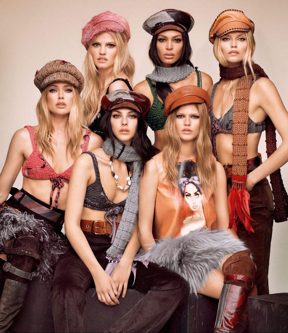 时尚摄影师组合Luigi & Iango的Vogue杂志作品 审美灵感 第3张