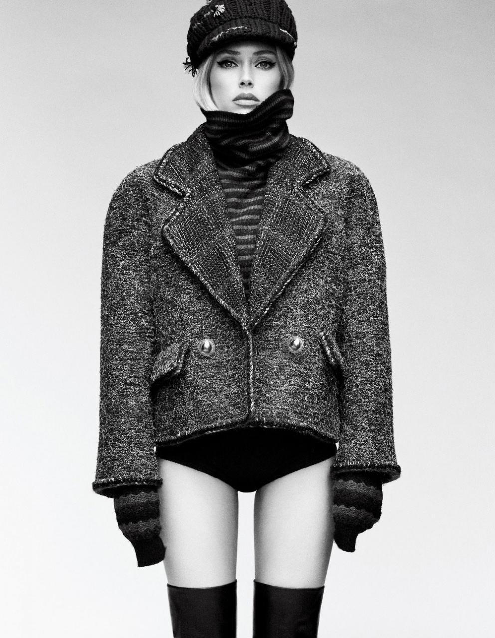 时尚摄影师组合Luigi & Iango的Vogue杂志作品 审美灵感 第10张