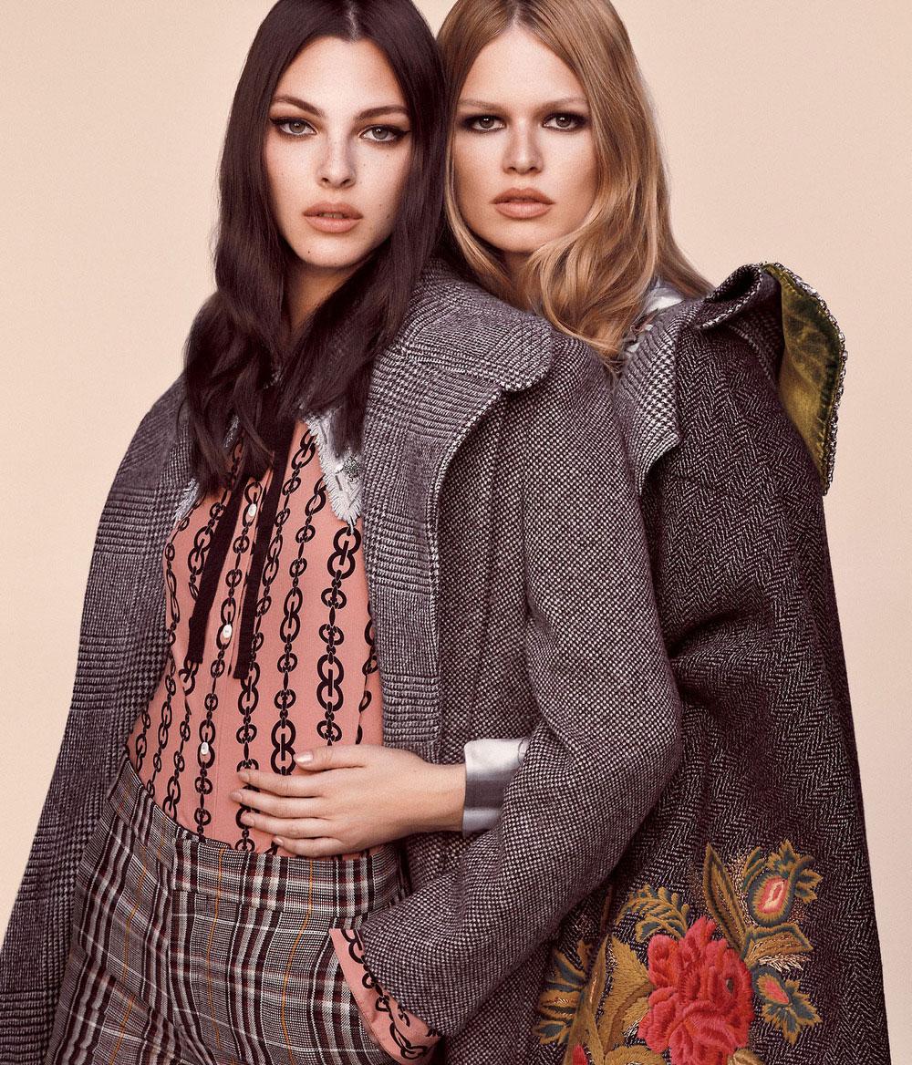 时尚摄影师组合Luigi & Iango的Vogue杂志作品 审美灵感 第7张