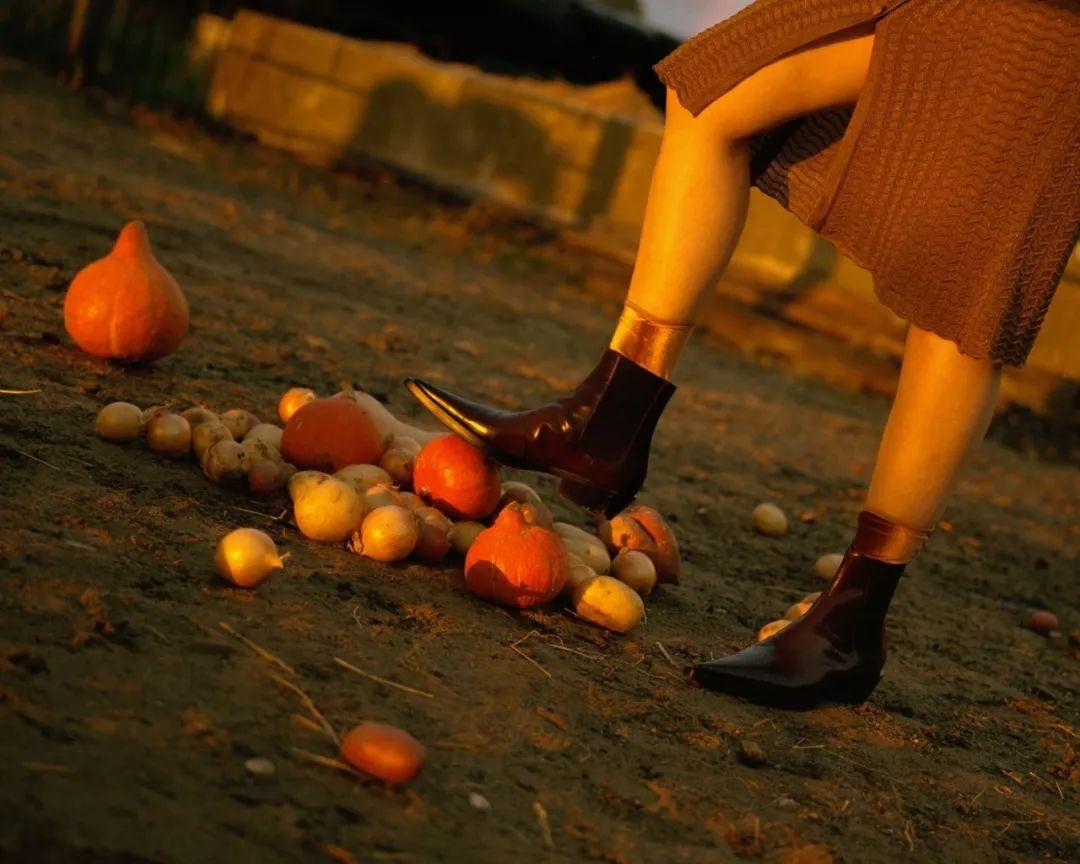 摄影师James Perolls的胶片质地人像色彩练习场 时尚图库 第28张