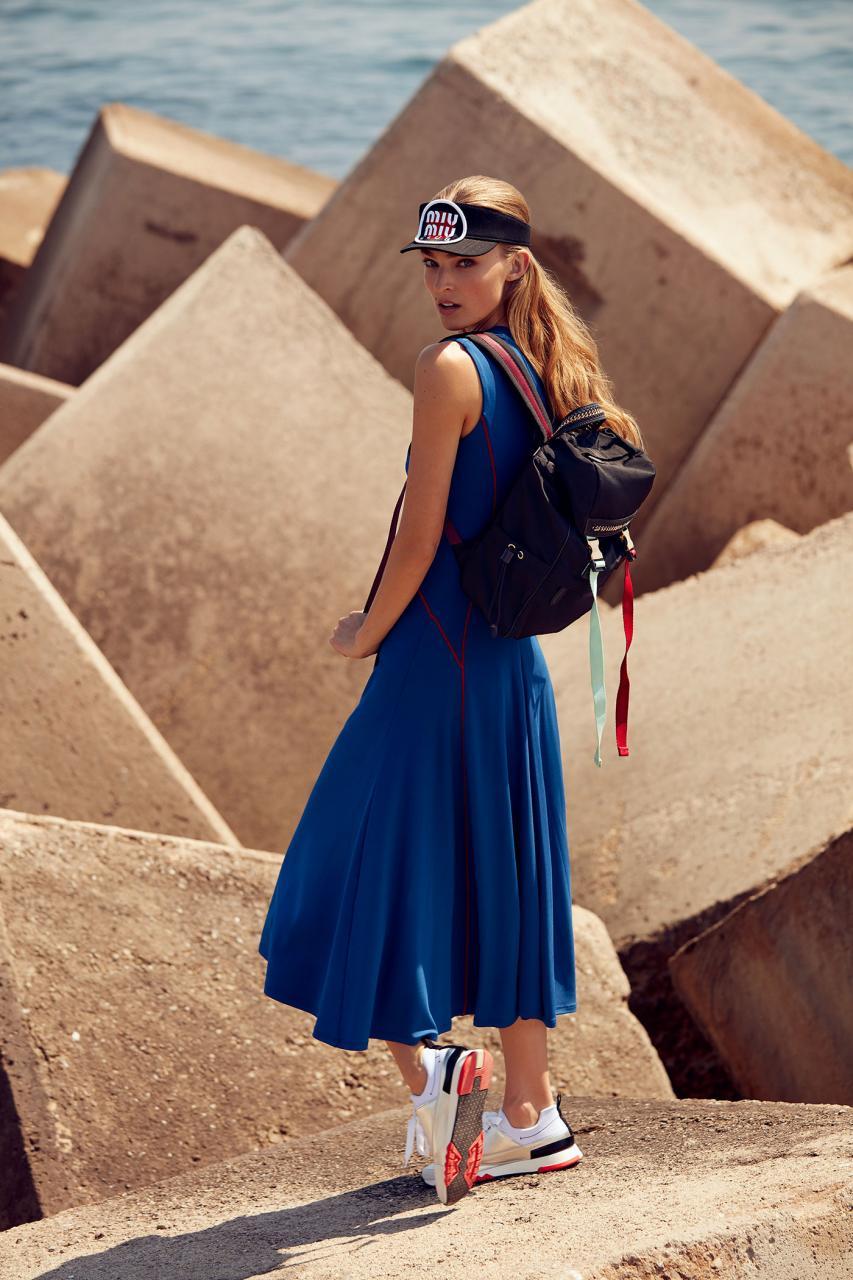 德国版《myself》8月刊时尚大片,超模Ymre Stiekema出镜 审美灵感 第8张