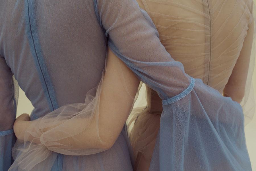 驻法国摄影师Marta Bevacqua人像摄影作品【Sandra Mansour】 时尚图库 第2张