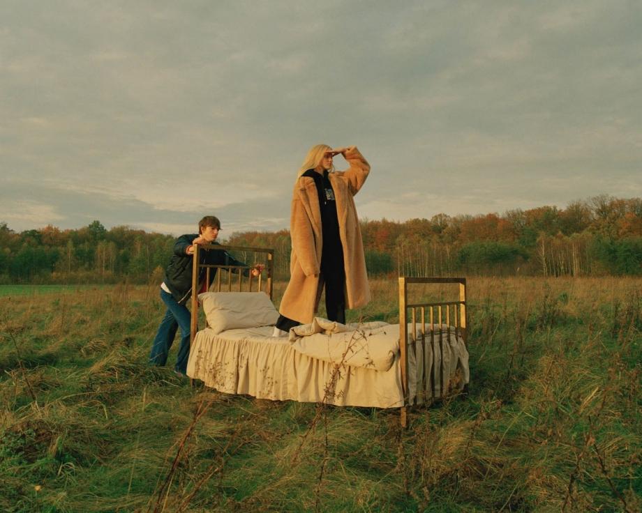 摄影师James Perolls的胶片质地人像色彩练习场 时尚图库 第10张