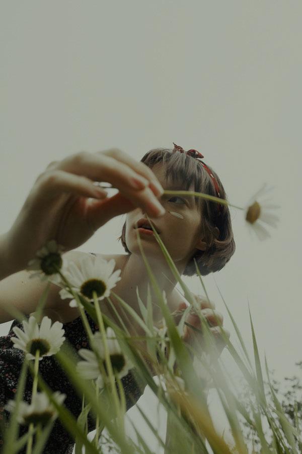 摄影师Marta Bevacqua 低明度人像摄影作品【Springstorm】 时尚图库 第1张