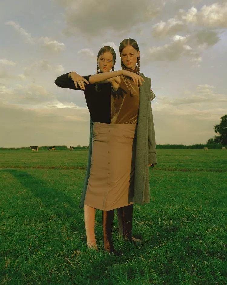 摄影师James Perolls的胶片质地人像色彩练习场 时尚图库 第11张