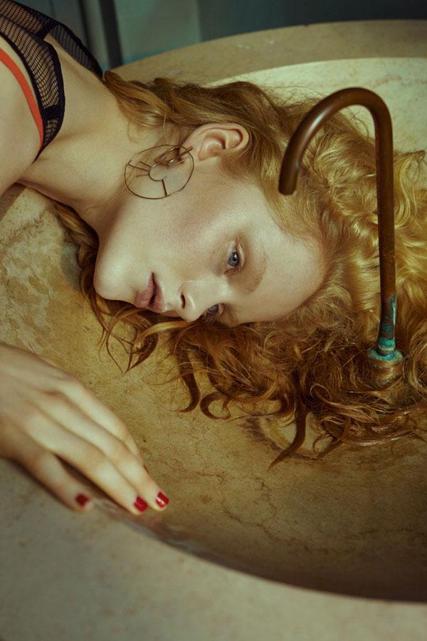 摄影师Marta Bevacqua 摄影作品【Grazia.fr】 时尚图库 第4张