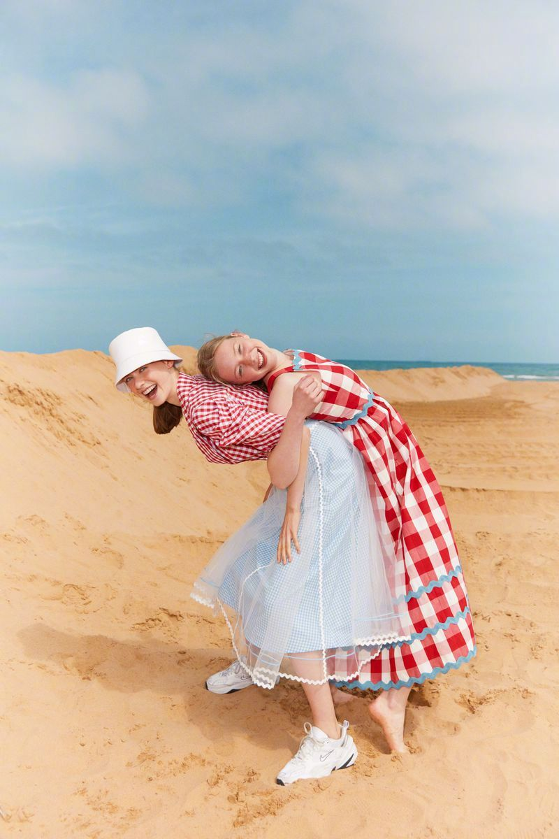 """【杂志大片】土耳其版嘉人6月刊 """"Sun Kissed"""" 审美灵感 第1张"""