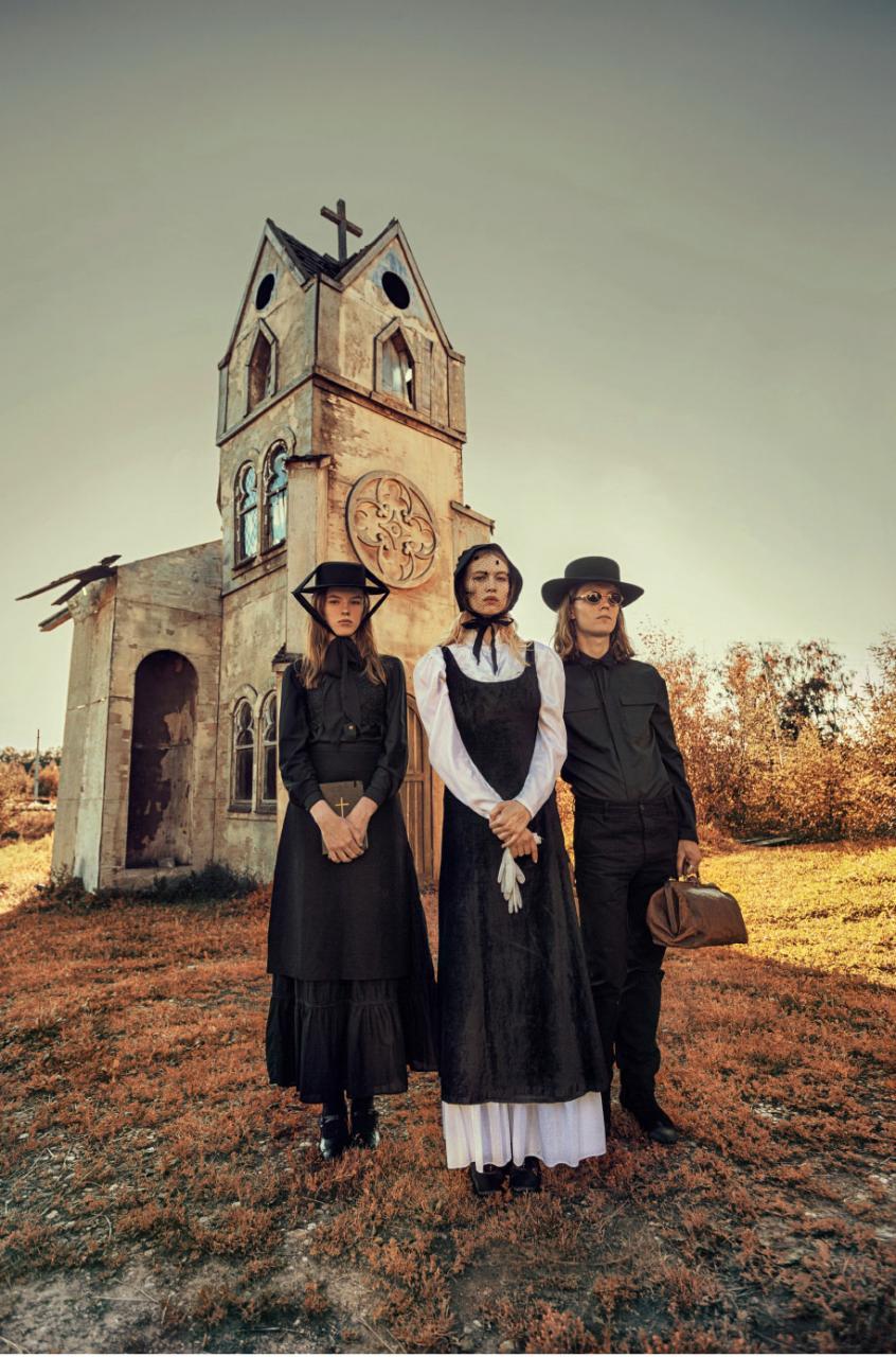 名为黄色太阳的一组外景人像摄影作品 时尚图库 第10张