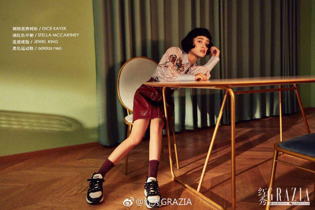 红秀GRAZIA 第五十期#红秀王牌街拍# 正片 时尚图库 第2张