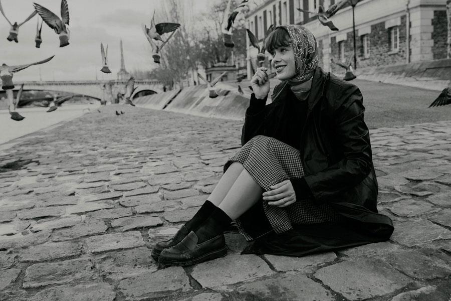 摄影师Marta Bevacqua人像作品【January】 审美灵感 第13张