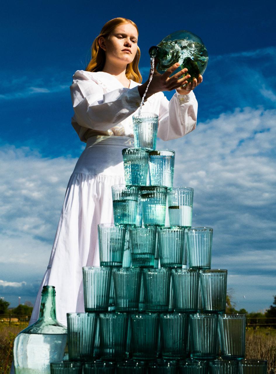 德国摄影师Elizaveta Porodina 外景色彩人像摄影作品分享 时尚图库 第11张