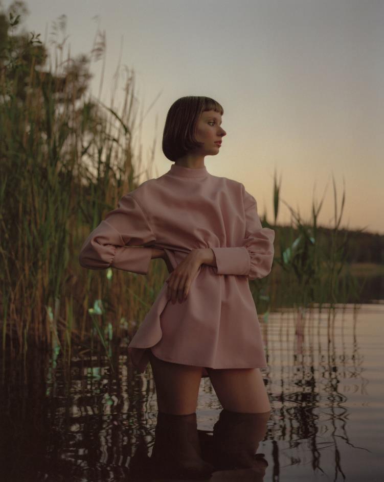 摄影师James Perolls的胶片质地人像色彩练习场 时尚图库 第2张