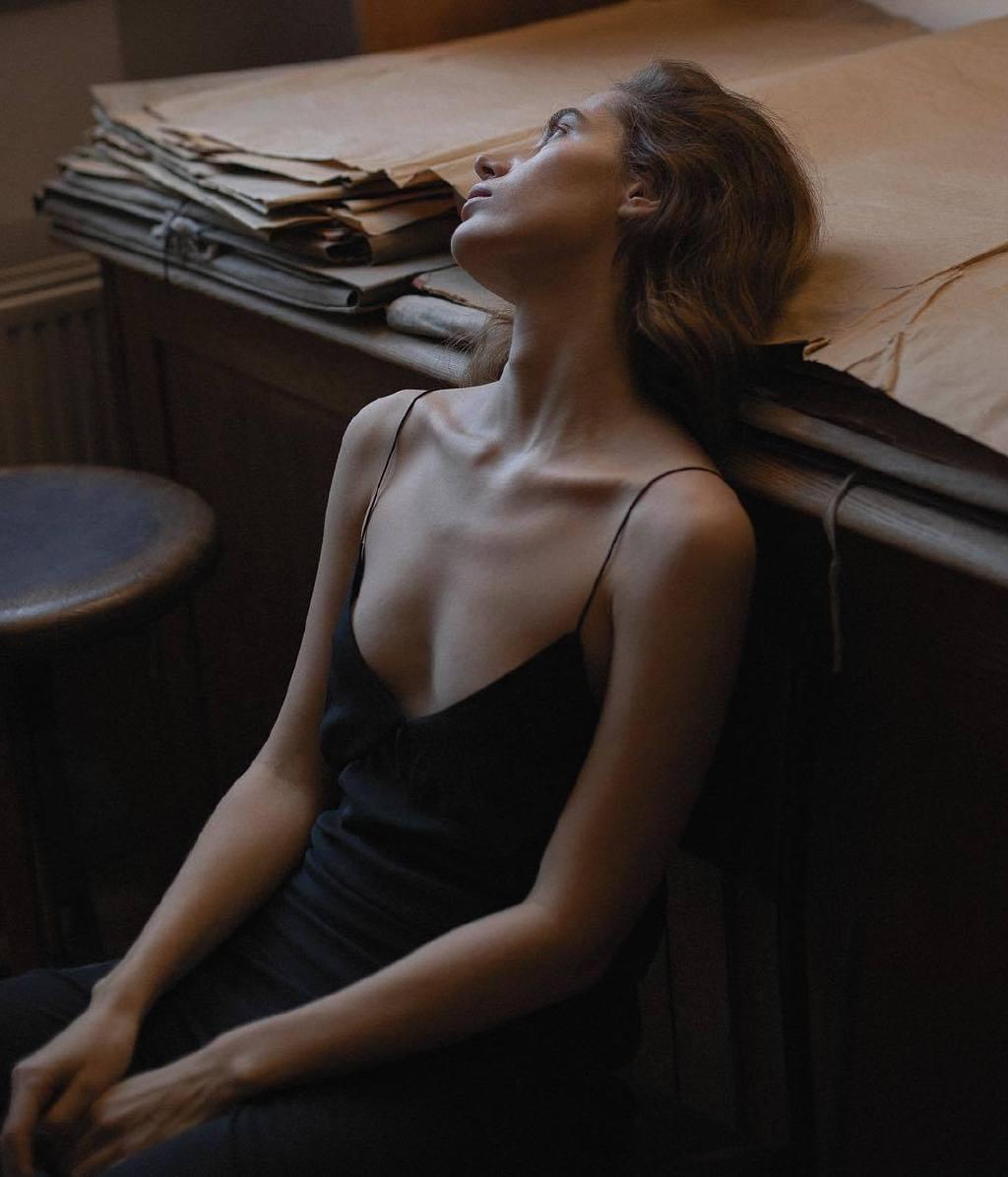 俄罗斯摄影师Anastasia Lisitsyna的人像摄影作品 审美灵感 第3张