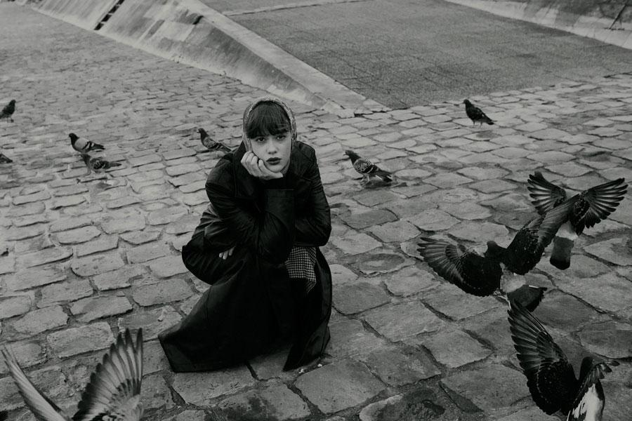 摄影师Marta Bevacqua人像作品【January】 审美灵感 第4张