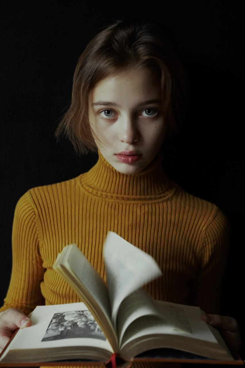 Marta Bevacqua人像摄影师作品 细腻柔美 时尚图库 第16张