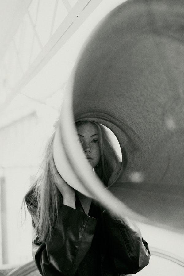 摄影师Marta Bevacqua 人像摄影作品 Emma 时尚图库 第5张