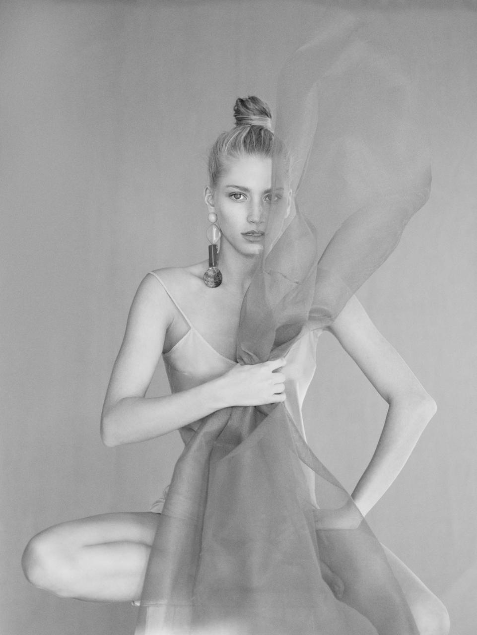 俄罗斯摄影师Elena Iv-skaya 人像摄影作品 审美灵感 第8张