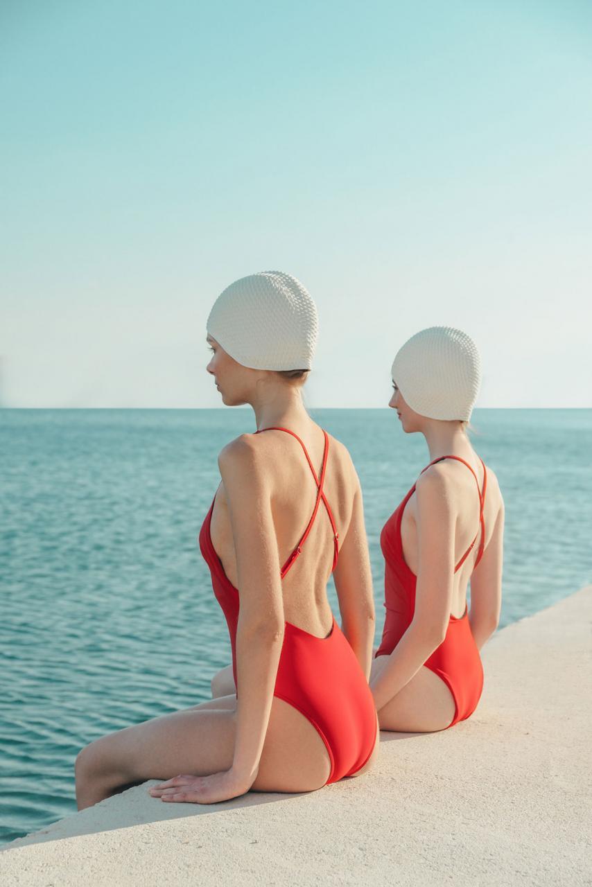 Eszter Sarah 人像摄影作品 Swimmers(配色很棒) 时尚图库 第10张