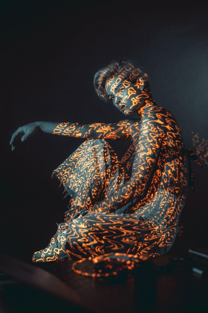 酷炫的创意人像摄影 ATZEN Skin Care // 19TONES 时尚图库 第18张